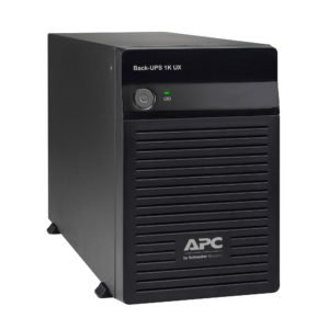 APC Back-UPS 1000VA Without Battery with Selectable Charger | 1000VA UPS
