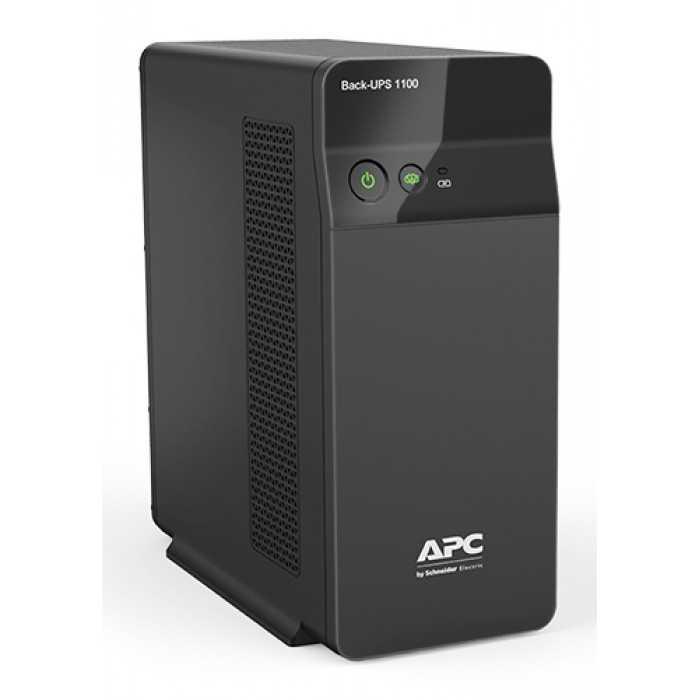APC Back-UPS 1100VA, 230V, without auto shutdown software, India| BX1100C-IN