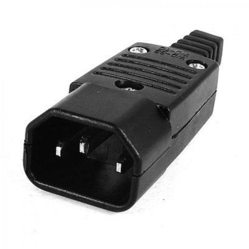 APC Connector IEC C13 and C14 connector