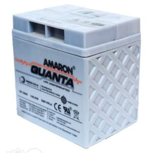 AMARON Quanta SMF Battery 26AH | Amaron battery online | Amaron SMF battery