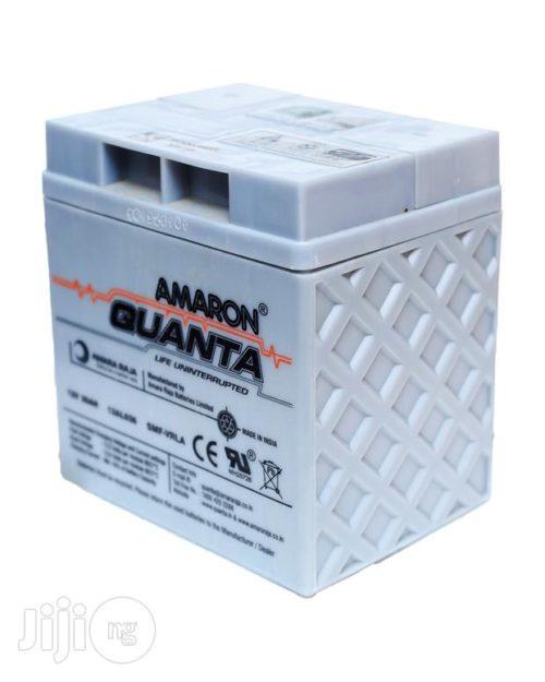 AMARON Quanta SMF Battery 26AH | Amaron battery online | Amaron SMF battery