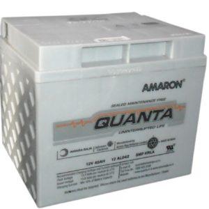 AMARON Quanta SMF Battery 42AH/12V | Amaron smf battery online | apcstore