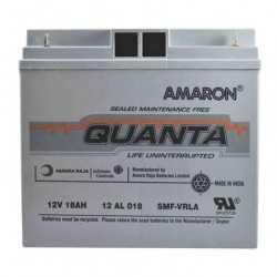 AMRON Quanta SMF Battery 18AH/12V | Amaron Battery Bangalore | apcestorewale