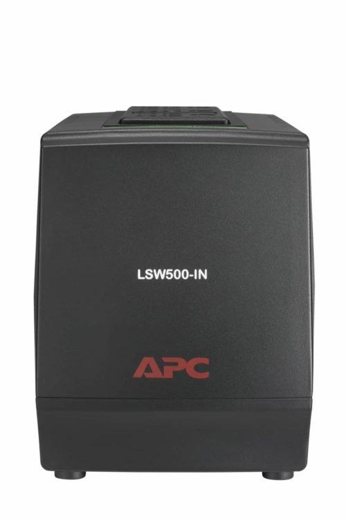 APC Line-R Automatic Voltage Regulators LSW500-IN
