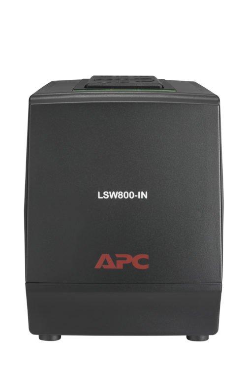 APC Line-R LSW Series Automatic Voltage Regulators 800VA | apcestorewale