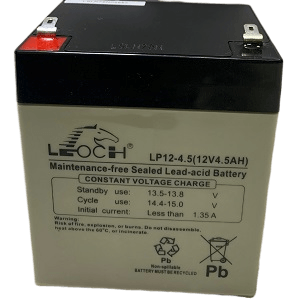 Leoach 4.5AH Battery SMF
